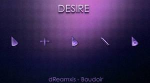 Desire cursor by dreamxis