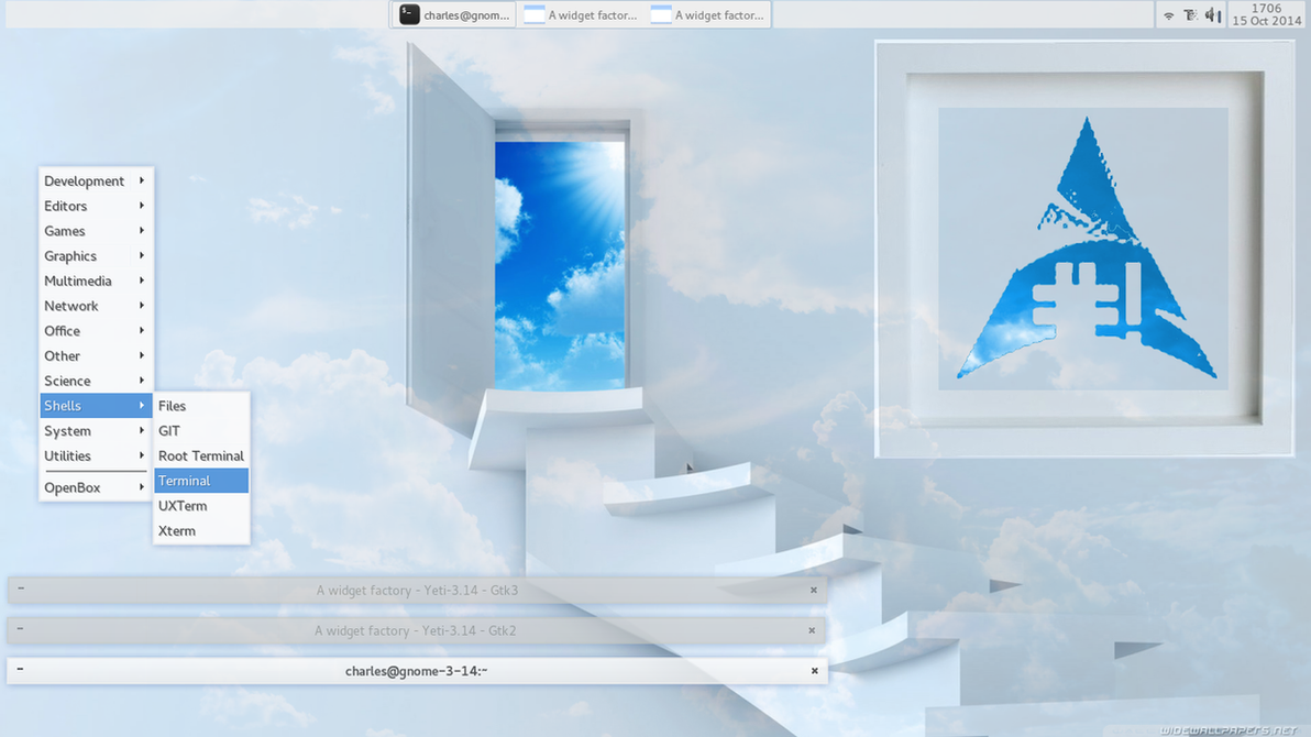 Yeti (for openbox) by cbowman57