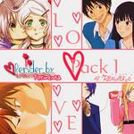 Pack I Render's Love