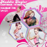 Pack Png De Maddie Ziegler :3