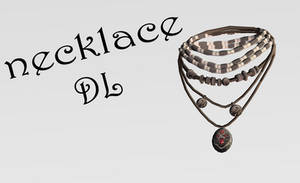 mmd necklace dl