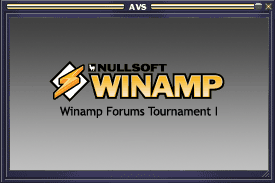 Winamp Forums Tournament I by Winamp-Forums