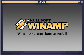 Winamp Forums Tournament II by Winamp-Forums