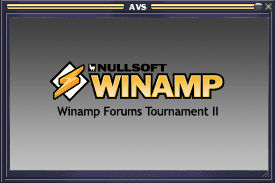 Winamp Forums Tournament II
