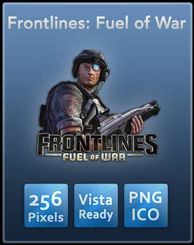 Frontlines: Fuel of War Icon