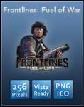 Frontlines: Fuel of War Icon