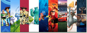 Pixar Collection Wallpaper