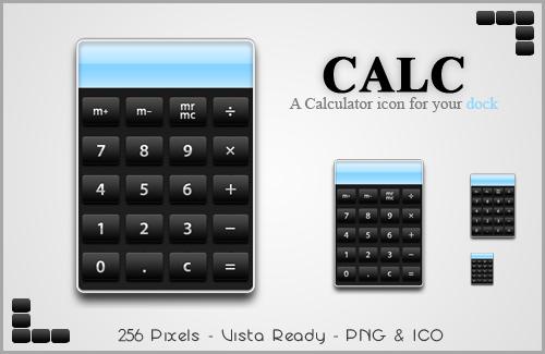 Calc - a Calculator Icon