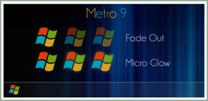 Metro 9 Windows Orb