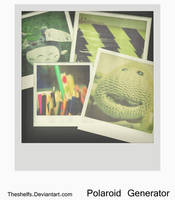 Polaroid ACTION by Theshelfs