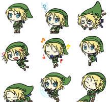 Link Shimeji
