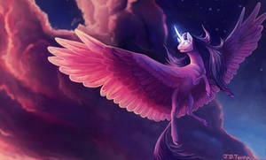 Pony Portraits: Twilight Sparkle