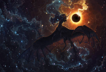 The Eclipse by turnipBerry