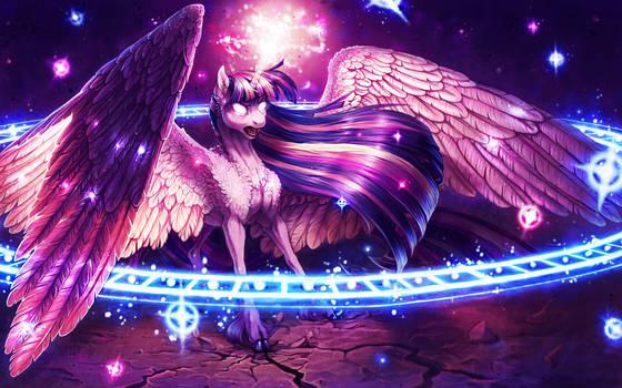 Alicorn magic