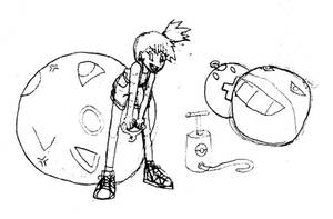 Sketches 8 by PonFuusen