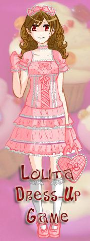 Lolita Dress-Up Game
