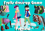 Fruits Dress-Up Game