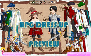 RPG Dress-Up by Andorea-Chan