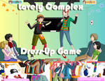 Lovely Complex Dress-Up Game