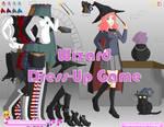 Wizard Dress-up Game