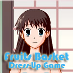 Fruits Basket Dress-Up Game by Andorea-Chan