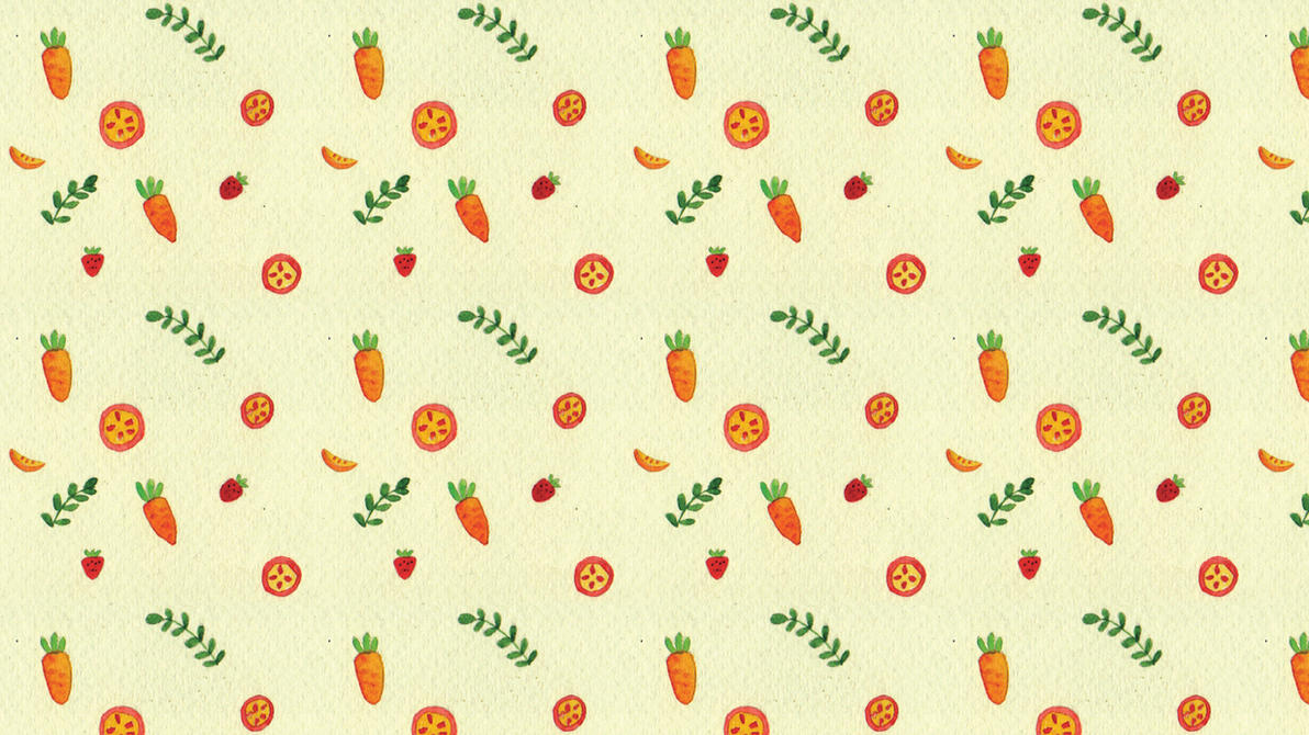Vegetable cute pattern by tamask5k on deviantart vegetable cute pattern by tamask5k voltagebd Gallery