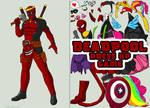 Deadpool - Dress Up