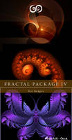 Fractal Pack IV Stock