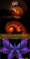 Fractal Pack IV Stock