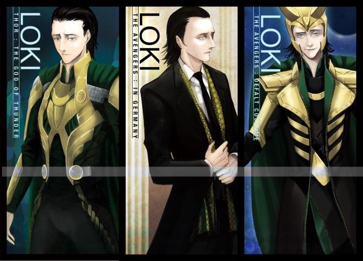 Pick-Up Lines (Loki x Reader) by Bloodhoundgal101 on DeviantArt