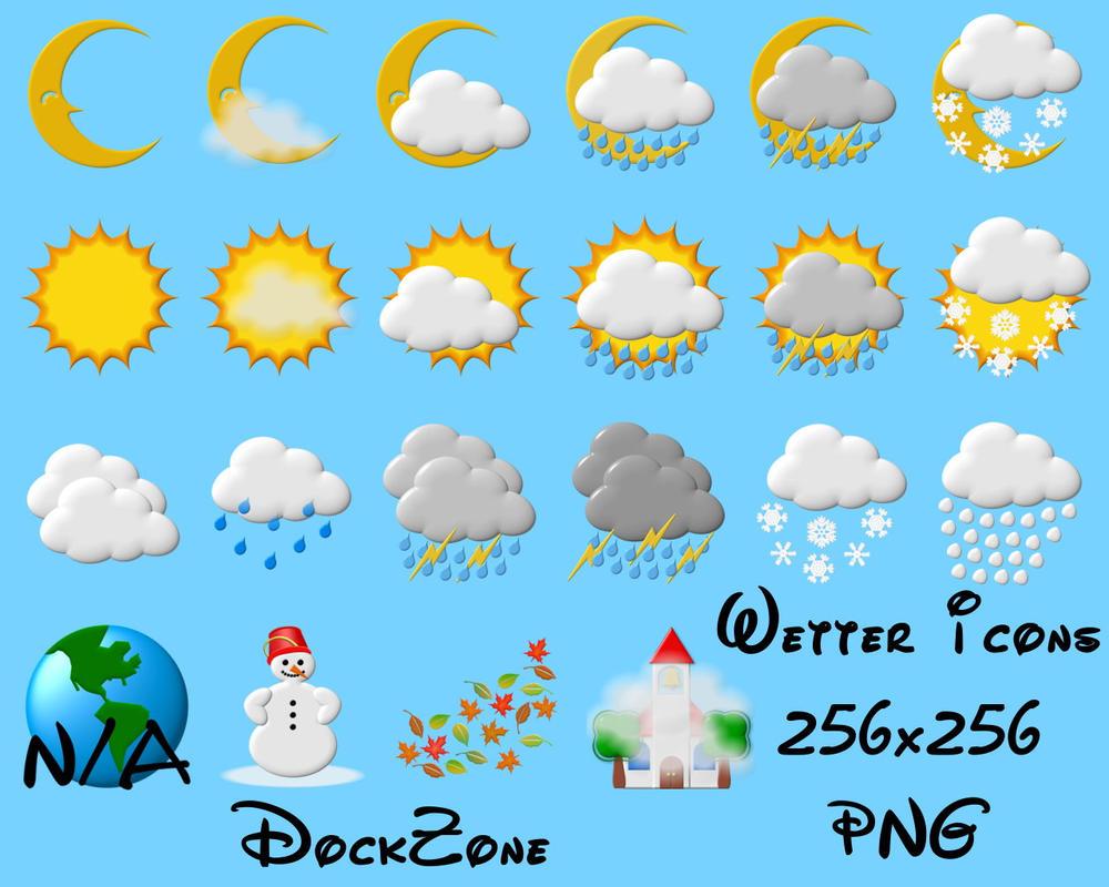 Wetter by DockZone