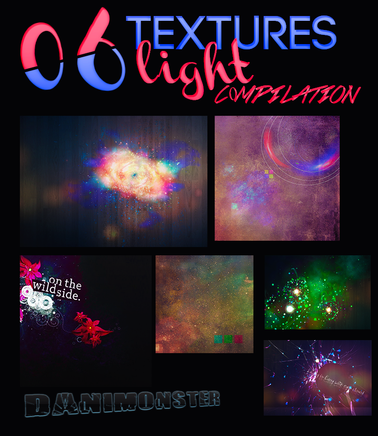 +Pack 04 - Light (O6 Textures) by DaniMonsterEditions