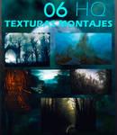 + 06 Texturas Tenebrosas para Montajes