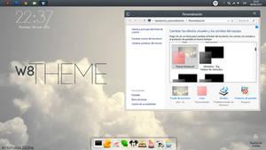 W8 Theme: For Windows 8