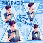 Matt Smith PNG Pack