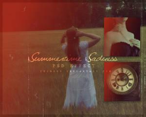 Summertime sadness effect | PSD