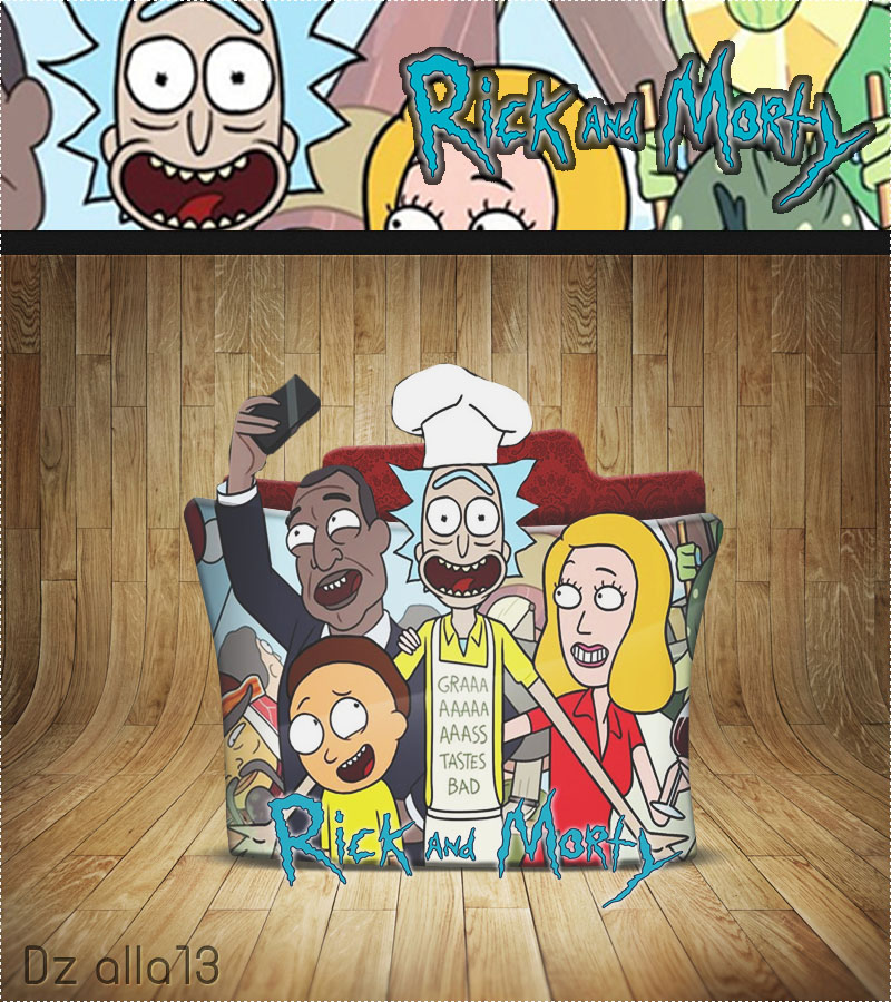 rick and morty folder icon s2 by alla13 on deviantart