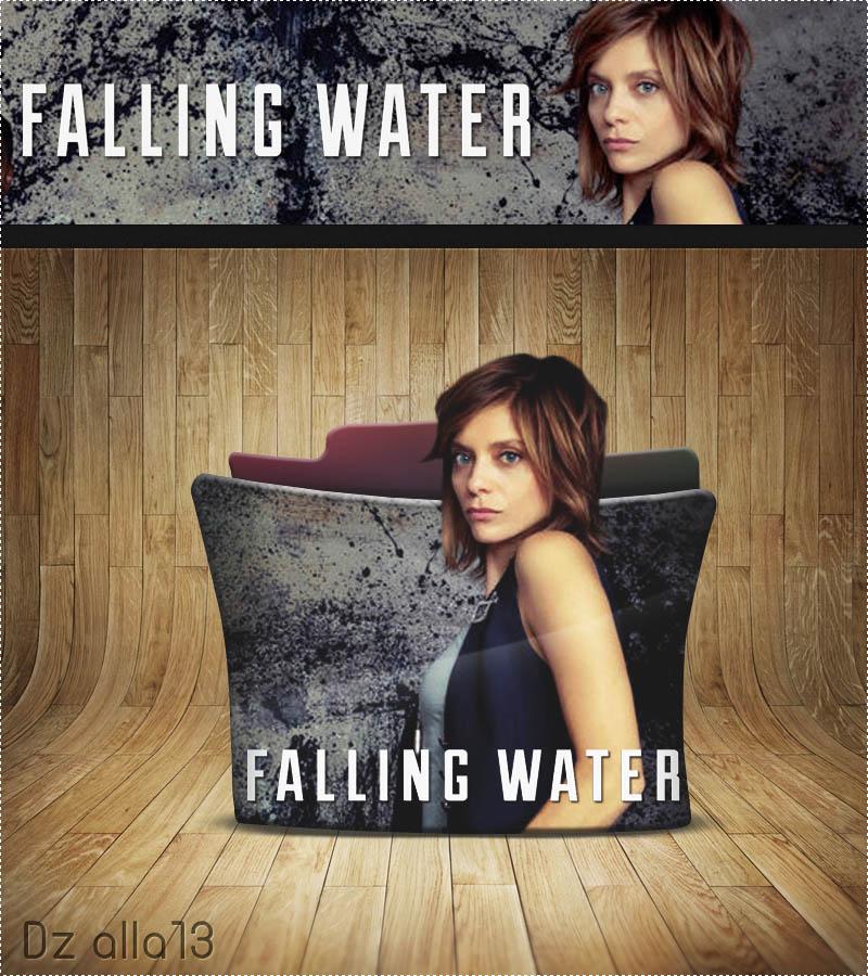 Falling Water Folder Icon by alla13 on DeviantArt