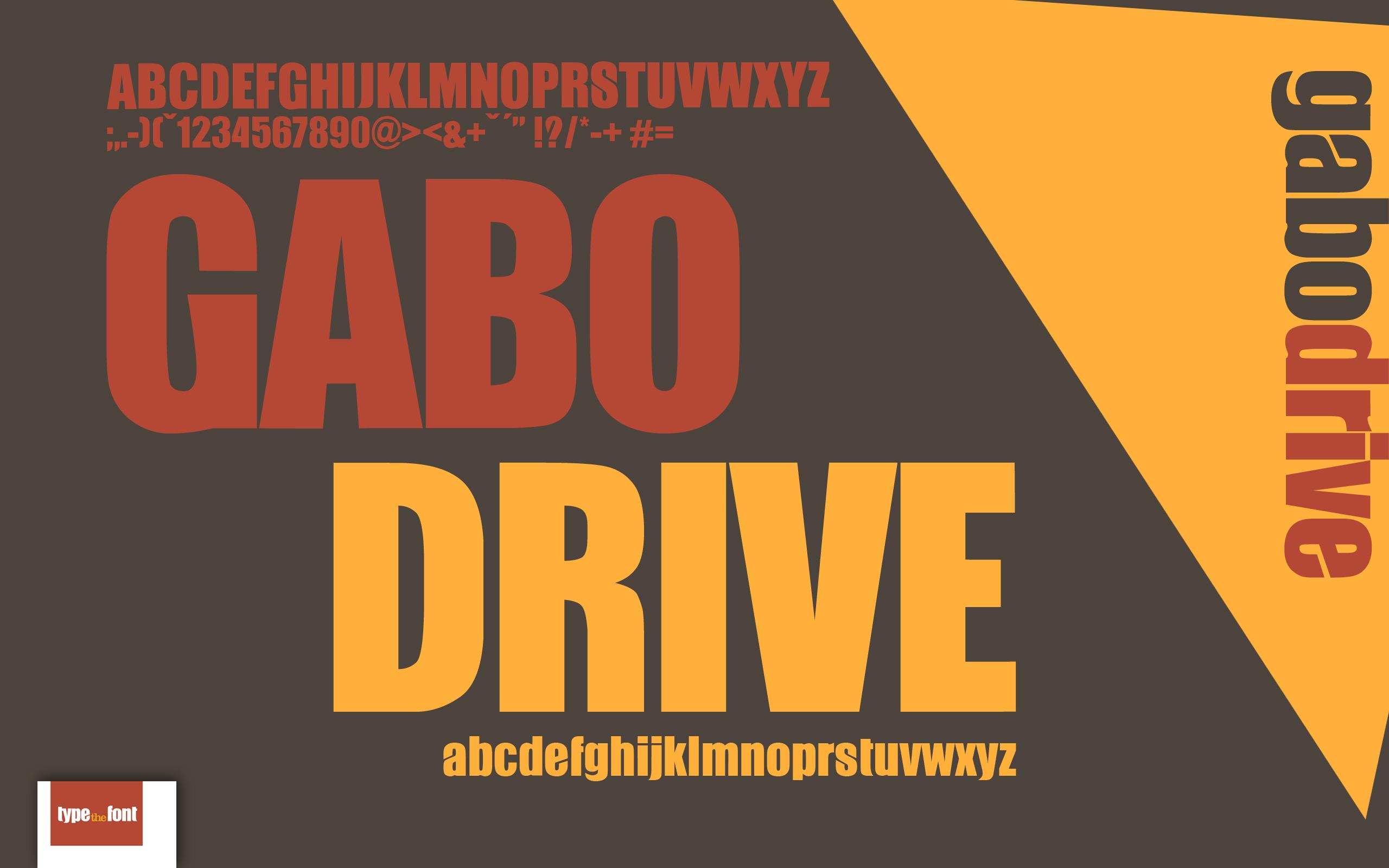 Gabo - Free Elegant Font