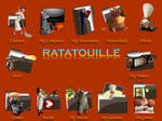 Ratatouille Icon Pack