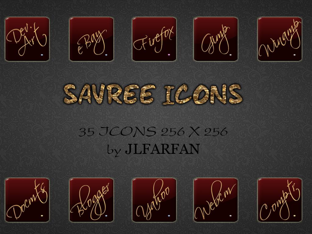 Savree Icons by jlfarfan