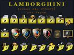 Lamborghini icons