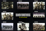 Band of Brothers Folder Icons