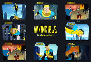 Invincible Folder Icons