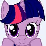 Twilight Sparkle: Ran Ran Ruu!