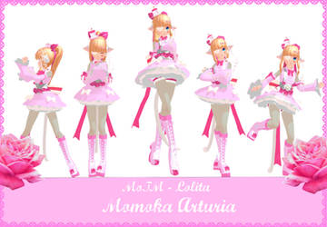 MOTM LOLITA - Momoka Arturia Version 2 DL by CarleighE