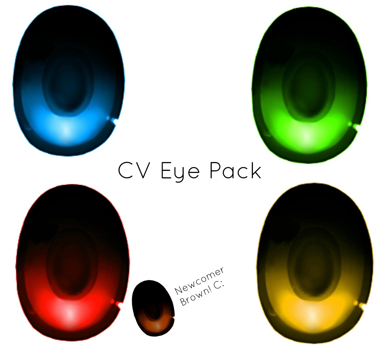 CV Eye Pack by CarleighE