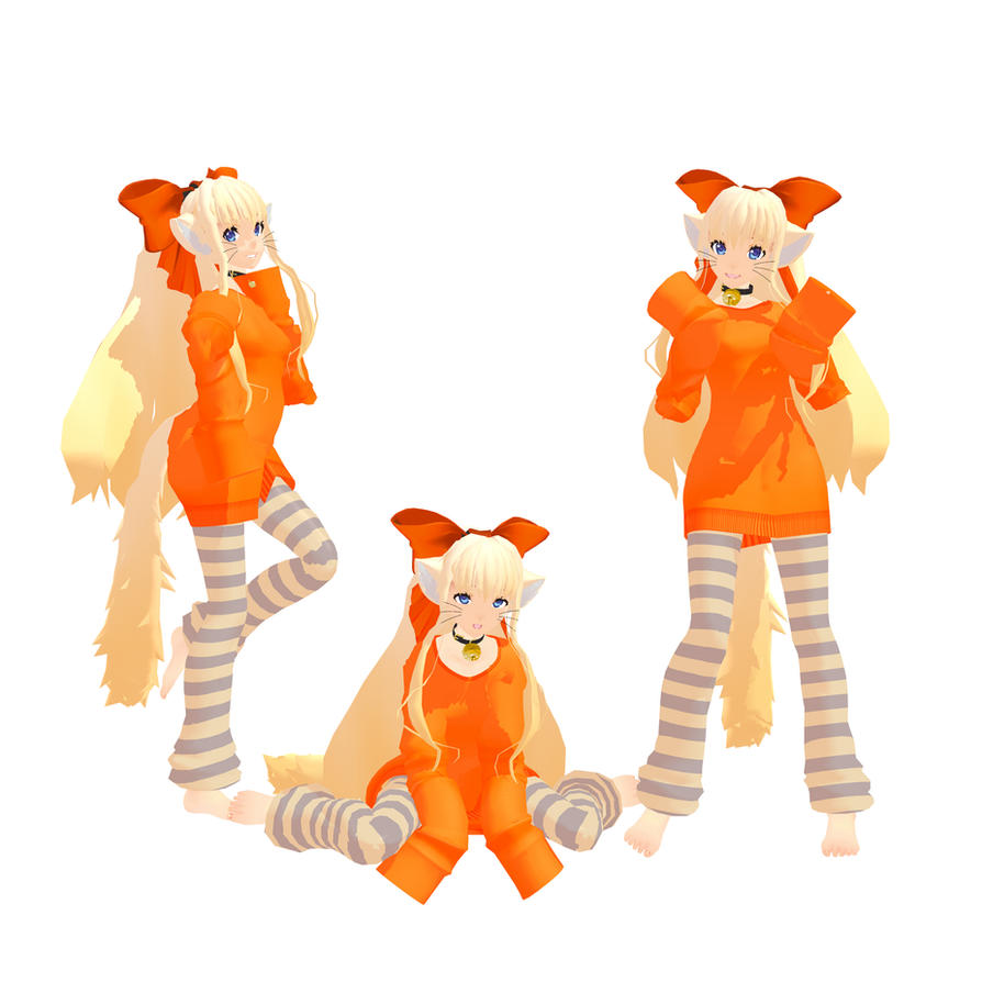 MOTM House Cat SeeU DL UP by CarleighE