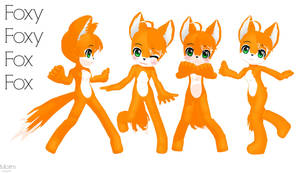 Foxy Foxy Fox Fox MOTM DL