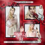 Pack png: Emma Roberts